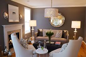 painted interior wall small living room ideas