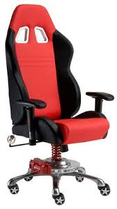 red car office chair car guy garage car seat office chairs