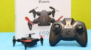 Eachine <b>E59 Mini</b> review: Last-minute Christmas gift | First <b>Quadcopter</b>