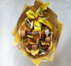 <b>Букеты</b> из сухофруктов и орехов купить в Симферополе (от 2500 ...