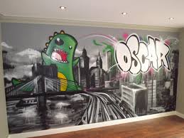 Best  Graffiti Bedroom Ideas On Pinterest - Bedroom wall murals ideas