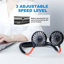 VicTsing Portable Sports Fan <b>USB</b> Rechargeable Charging ...