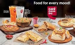 Menu of Cafe Coffee Day, IGI Airport, New Delhi - magicpin