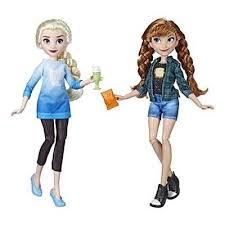Купить Модная <b>кукла Эльзы</b> Disney <b>Frozen 2</b> с длинными ...