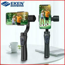 <b>EKEN H4 3 Axis</b> Handheld Stabilizer Cellphone Video Record ...