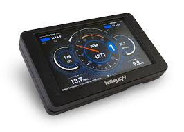 holley introduces color display for holley efi systems street digitaldash