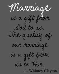 marriage quotes saves ones marriage life | Quotes from the heart ... via Relatably.com