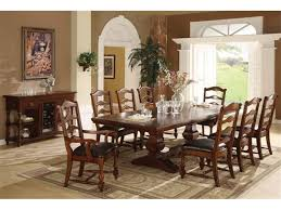 Solid Cherry Dining Room Table Dining Table Contemporary Dining Room Decoration Using