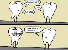 Funny Quotes About Teeth. QuotesGram via Relatably.com