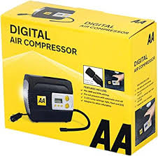 AA <b>12V Digital Tyre</b> Inflator AA5502 – For Cars Other Vehicles ...