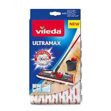 Запасной мат для <b>швабры</b> Ultramax, <b>Vileda</b>, <b>1</b> шт., Германия ...
