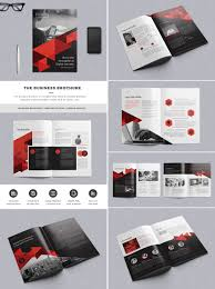 best indesign brochure templates for creative business marketing the business brochure template file