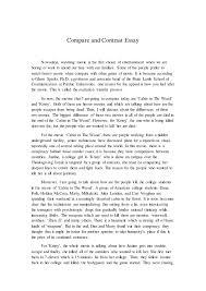 essay about movie  www gxart orgcompare and contrast essay essay lecturer cassandra wijesuria