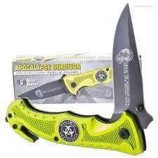Ridge Runner RR614 <b>Apocalypse</b> A/O Linerlock Knife ...