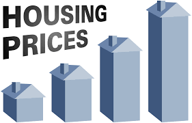 Image result for price of homes rise 3% in 2016