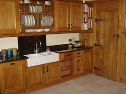 limed oak kitchen units:  comely oak kitchens pictures full size