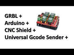Programas para controlar su <b>CNC</b> (<b>GRBL</b>, Arduino, Universal Gcode ...