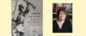 """Résultat de recherche d'images pour """"Michèle Riot-Sarcey"""""""
