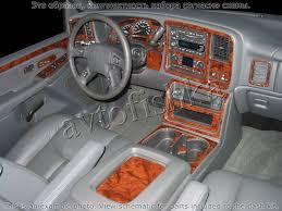 <b>Декоративные накладки</b> салона Chevrolet Silverado 2003-2006 ...