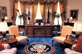 clinton oval office his office was effectively recreated for the television drama the west wing bill clinton oval office rug