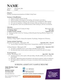 sample resume for nurse in long term care resume format examples sample resume for nurse in long term care view resumes washington health care association sample functional