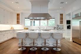 white granite kitchen island vent hood