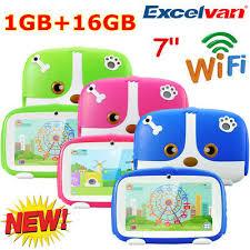 "<b>Excelvan Q738</b> 7"" Zoll Android 9.0 1GB+16GB Dual Kamera WiFi ..."