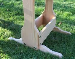 cedar royal highback patio chair