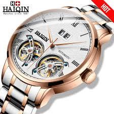 HAIQIN Men's <b>watches</b> Mens <b>Watches</b> top brand <b>luxury Automatic</b> ...