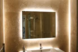 strip lights for bathroom mirrors design ideas basic bathroom strip
