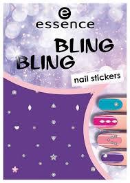 Купить <b>наклейка для ногтей</b> essence <b>Nail</b> Art Sticker 01 <b>Bling Bling</b> ...