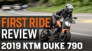 <b>KTM</b> 790 <b>Duke</b> First Ride Review - YouTube