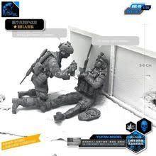 <b>Yufan Model 1/35 Figure</b> Modern Us Army Rescue 1/35 Resin ...