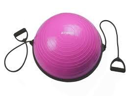 <b>Полусфера Bosu</b> Ball <b>Atemi</b> 58 см, <b>ABS01</b> - купить по цене 5 116 ...