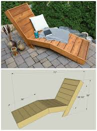 lounge patio chairs folding download: diy outdoor chaise lounge free plans at buildsomethingcom