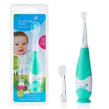 Купить <b>Brush</b>-<b>Baby</b> BabySonic – Звуковая <b>зубная щетка</b> 0-3 года ...
