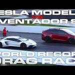 New Tesla Videos: Lamborghini Defeated, Grandpa Elated