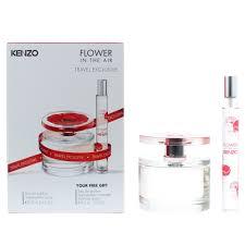 <b>Kenzo Flower In The</b> Air EDP 100ml And EDP - 15ml