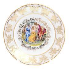 Купить набор тарелок <b>roman lidicky</b> фредерика мадонна 19 см(6 ...