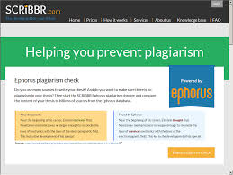 ephorus plagiarism check for students scribbr web directory ephorus plagiarism check for students scribbr
