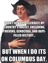 T R U T H on Pinterest | Columbus Day, Christopher Columbus and ... via Relatably.com