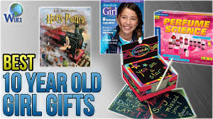 10 Best 10 Year Old Girl Gifts 2018 - YouTube