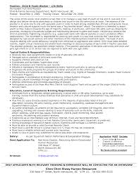 sample resume for psw  swaj eu   day care worker resume samples psw cover letter cover letter