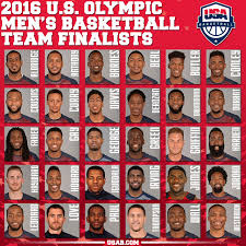 nba quiz 2016 who the last 2 players to complete the americans who the last 2 players to complete the americans 12 player olympic squad