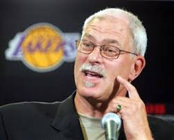 It was on this day in 1999 that the Los Angeles Lakers hired Phil Jackson as their next head coach. After leading the Chicago Bulls to six NBA titles, ... - phi