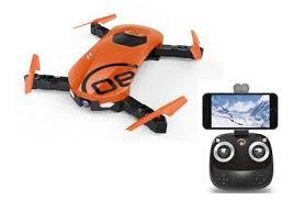 <b>Квадрокоптер HJ Toys</b> Mini Pocket Drone купить - обзор, отзывы ...