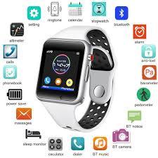 Online Shop <b>LIGE New</b> Smart <b>Men Watch</b> Bluetooth Phone Camera ...