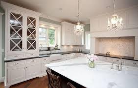 kitchen chandelier ideas white traditional kitchen decor with chandelier pendant lights chandelier pendant lighting
