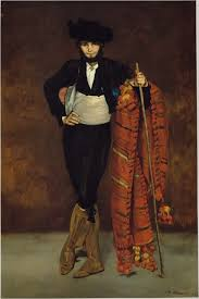 young man in the costume of a majo eacute douard manet  young man in the costume of a majo