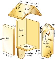 images about birdhouses on Pinterest   Bird House Plans       images about birdhouses on Pinterest   Bird House Plans  Birdhouses and Bird Feeder Plans